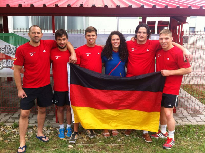 WM Team Studenten 2014 Ungarn