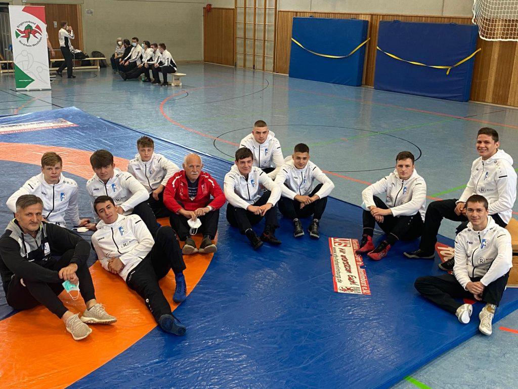 Team bei den Ruhr Games in Bochum
